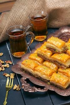 Bakad turco del dessert di ramadan