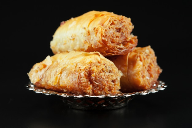 Baklava dolce tradizionale araba