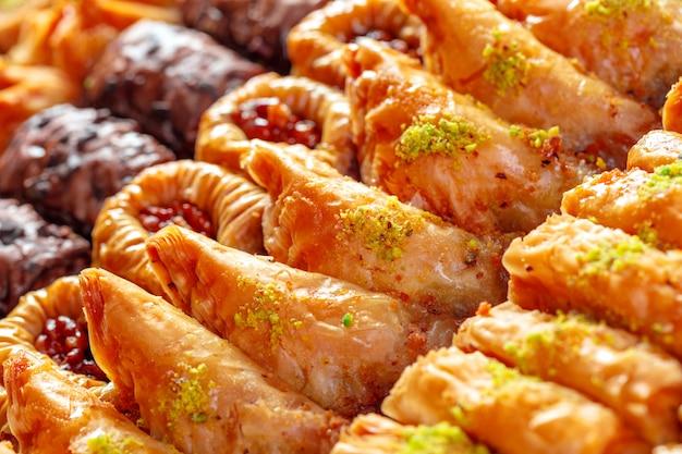 Baklava dolce turco