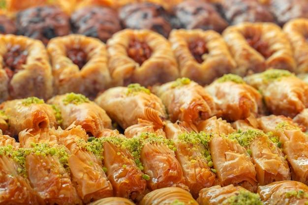 Baklava turco dolce