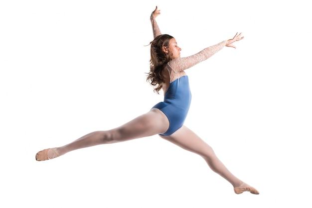 Ballerina adolescente