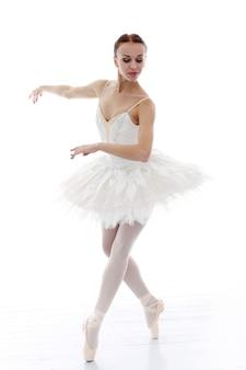 Ballerina esibendosi