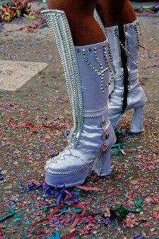 Ballerino di carnevale