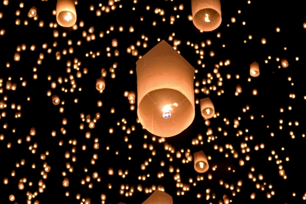 Balloon fire thailand