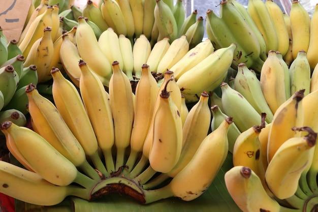 Banana al mercato