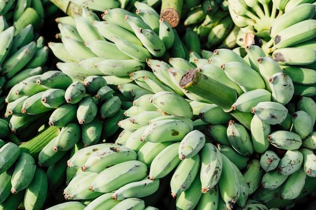 Banana nel mercato
