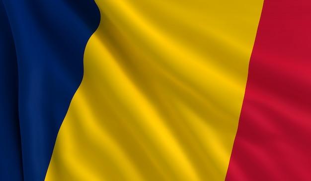 Bandiera del ciad