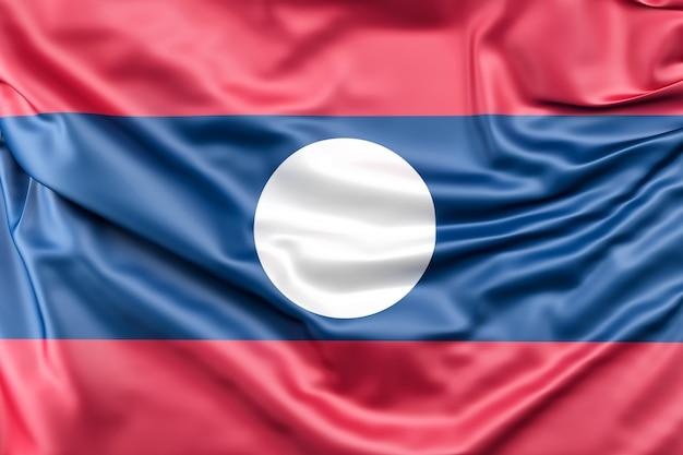 Bandiera del laos