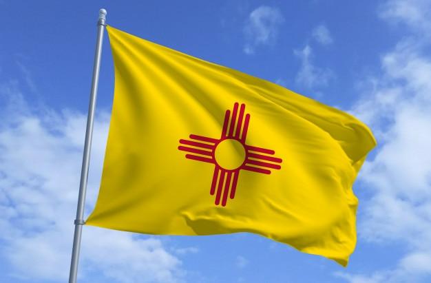 Bandiera del new mexico
