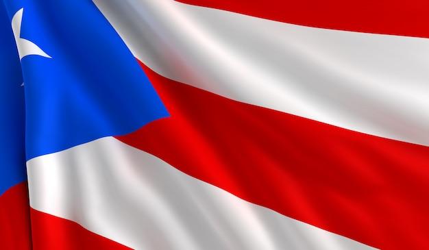 Bandiera del porto rico