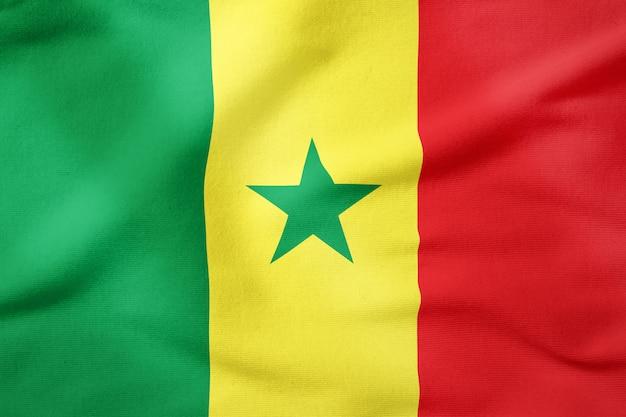 Bandiera del senegal