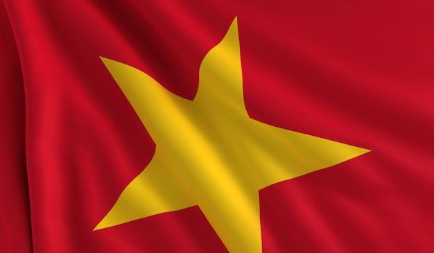 Bandiera del vietnam