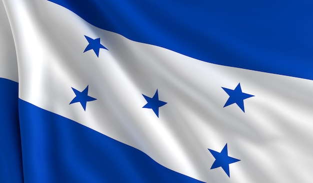Bandiera dell'honduras