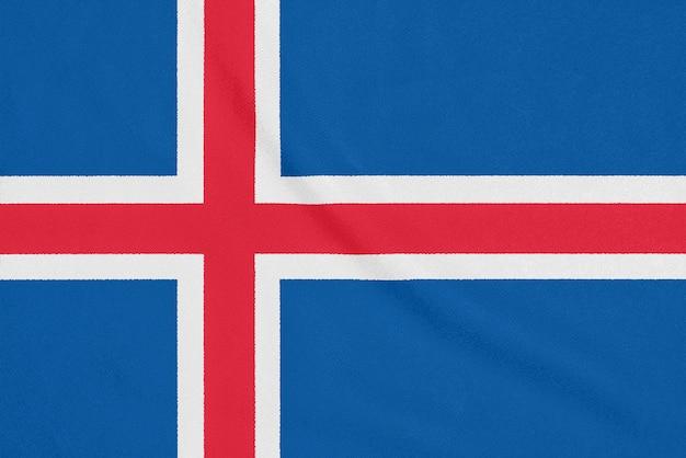Bandiera dell'islanda