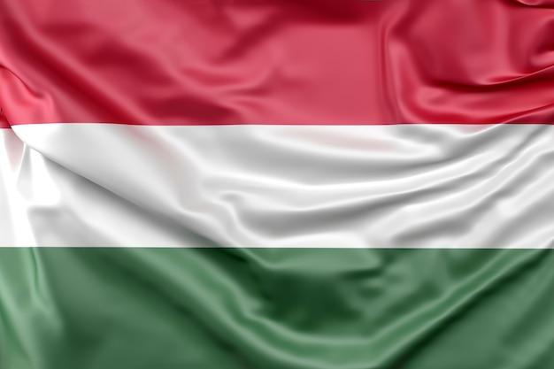 Bandiera dell'ungheria