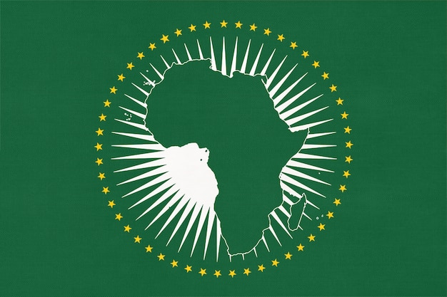 Bandiera dell'unione africana