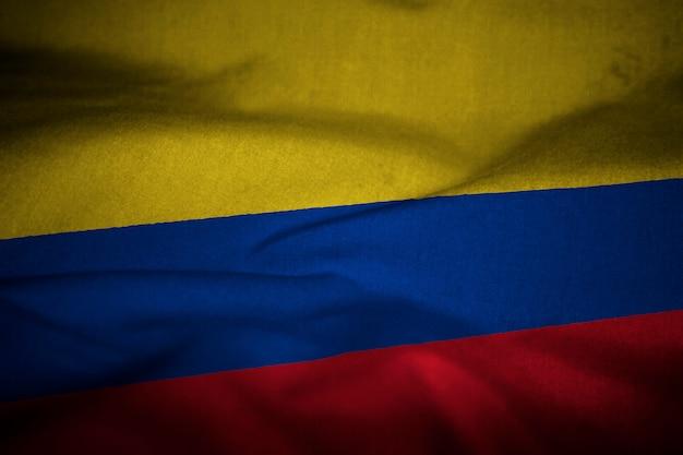 Bandiera della colombia