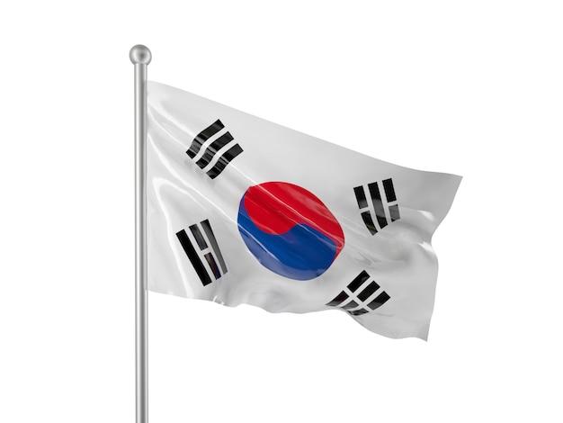 Bandiera della corea