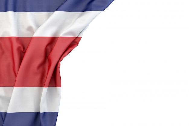 Bandiera della costa rica