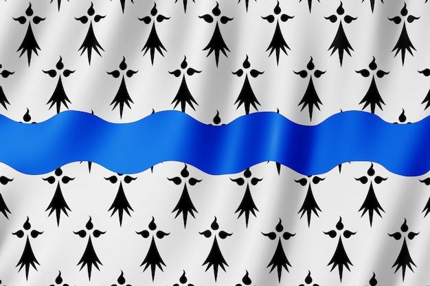 Bandiera della loira atlantica, francia