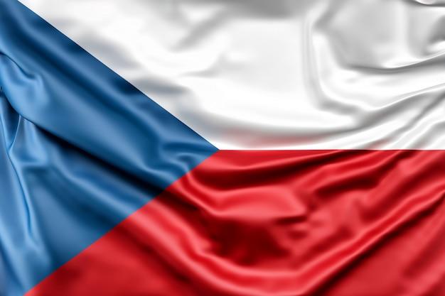 Bandiera della repubblica ceca