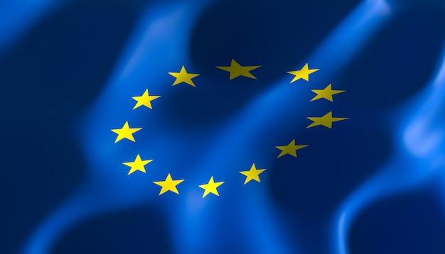 Bandiera delle nazioni europee