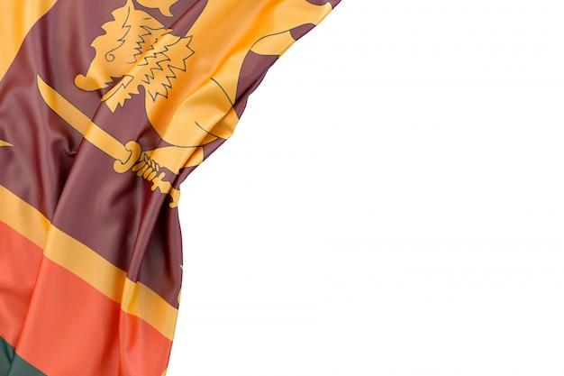 Bandiera dello sri lanka