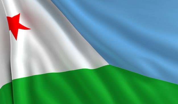 Bandiera di gibuti