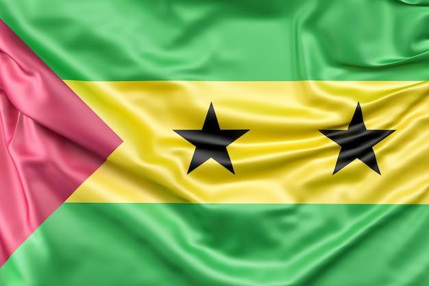 Bandiera di sao tome e principe