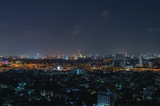 Bangkok, capitale della thailandia