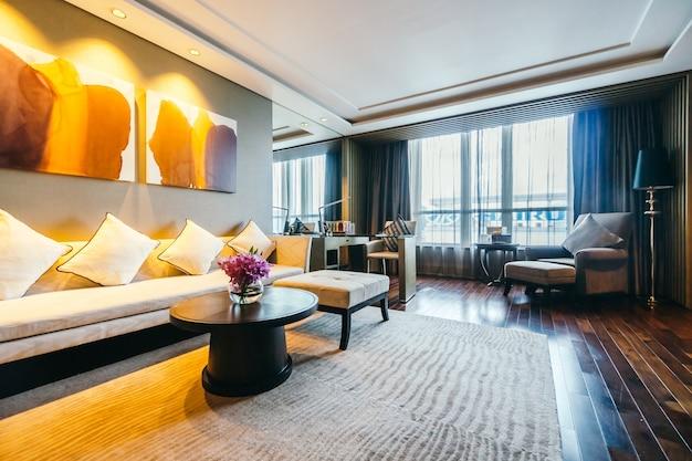 Bangkok, thailandia - 12 agosto 2016: bella lusso soggiorno