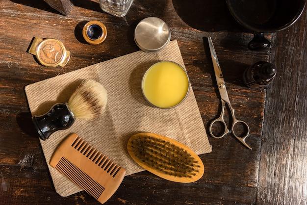 Barbiere e accessori per rasatura