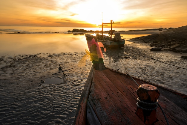 Barca e alba