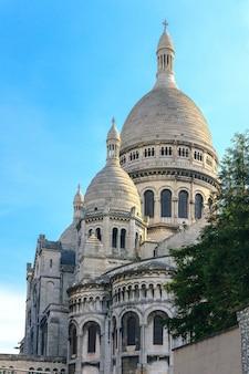 Basilica del sacro cuore di gesù a parigi