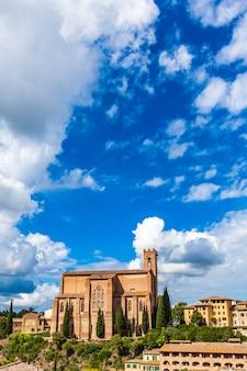 Basilica di san domenico a siena