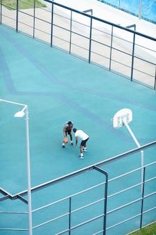 Basket gioco sfondo