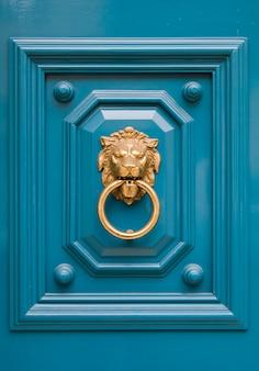 Battente per porta decorativo