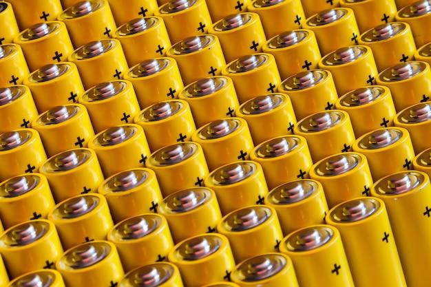 Batteria alcalina aa dimensioni