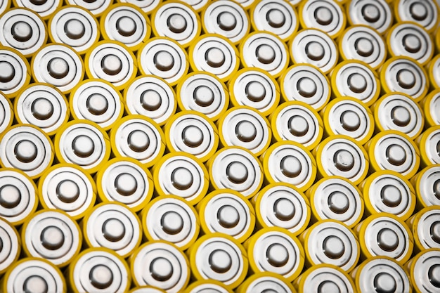 Batterie alcaline formato aa