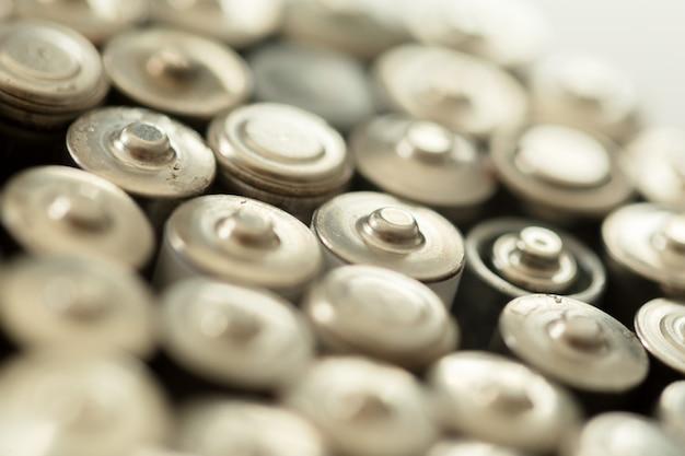 Batterie usate