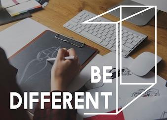 Be Difference Carriera Vita Motivazione Ispirare la prospettiva della passione