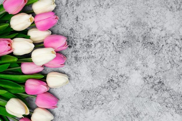 Bei tulipani