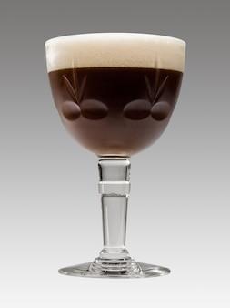 Bel bicchiere di birra