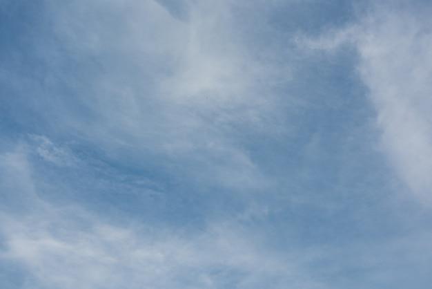 Bel cielo con nuvole