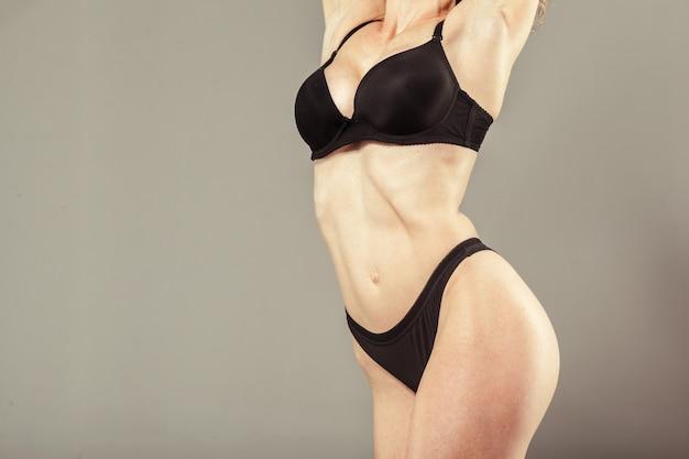 Bel corpo sottile donna