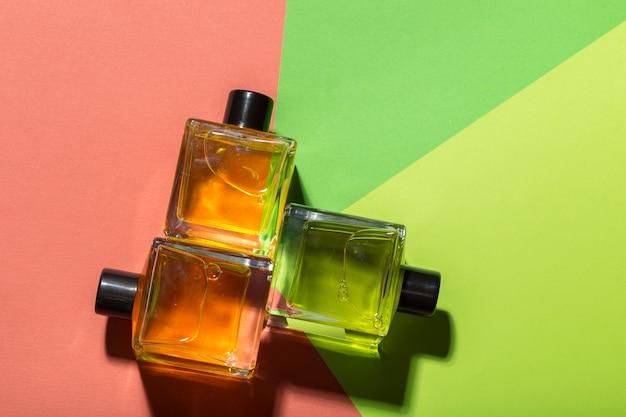 Bella bottiglia di profumo