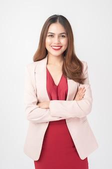 Bella donna d'affari