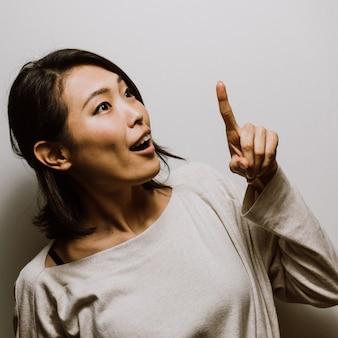 Bella donna giapponese, momenti di stile di vita