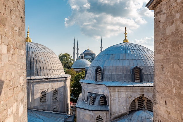 Bella moschea a istanbul