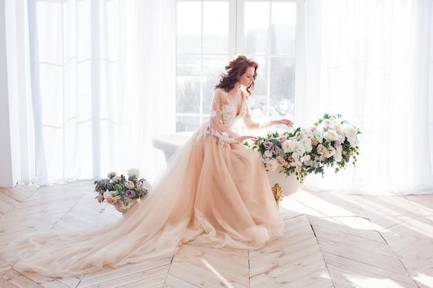 Bella sposa al chiuso